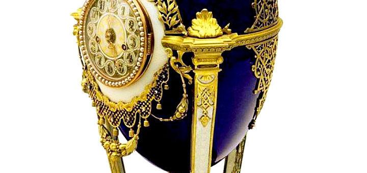 ファベルジェの卵 鳩時計 ( Cockerel ) 1900
