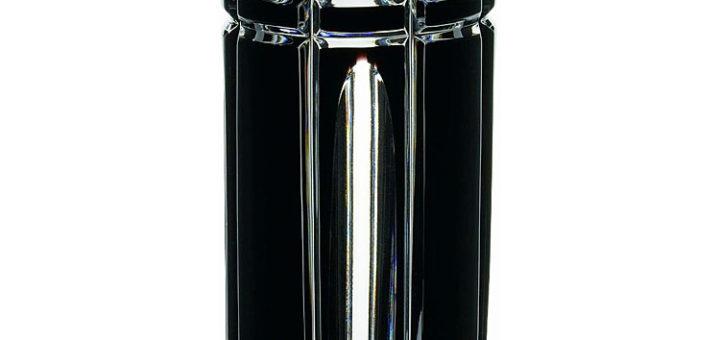 ボヘミアガラス ラスカ Neo(ネオ) 一輪挿し CCL-369BK