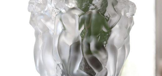 ラリック バコーントゥ 花瓶