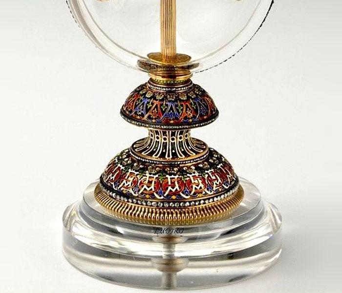 ファベルジェの卵 回転するミニチュア 1896 ( Revolving Miniatures )