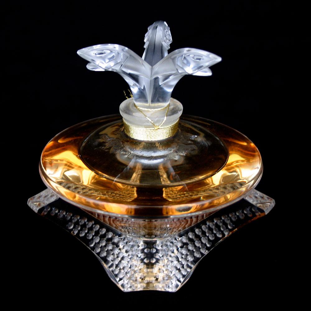 ラリック 香水瓶 カスケードコレクション 2010年版 ( Lalique Cascade Perfume Flacon Collection 2010 Edition )