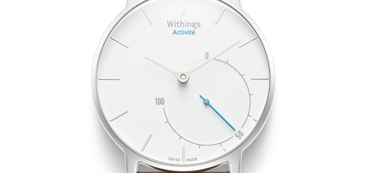 アナログ スマートウォッチ Withings Activité