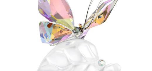 スワロフスキー フィギュリン スパークリング バタフライ ( Swarovski Figurines Sparkling Butterfly )