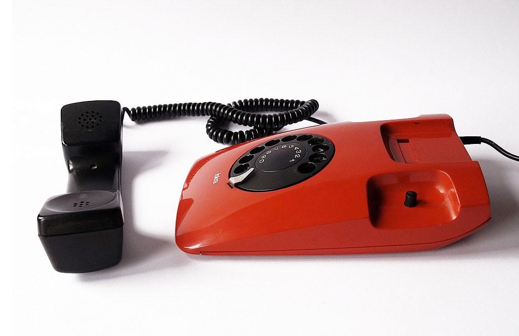 イスクラ 電話機 ETA80 ( Iskra ETA 80 Telephone )