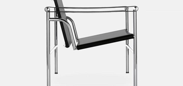ル・コルビジェ スリングチェア LC1 ( Le Corbusier Sling Chair LC1 )