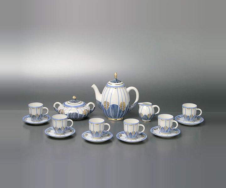 セーブル コーヒーセット クロード ( Sevres Service A Caffe Claude )