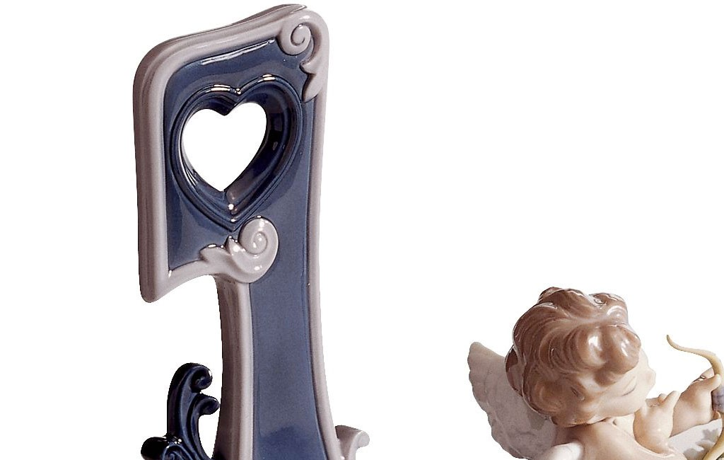 リヤドロ 女神のゴンドラ ( Lladro Gondola Of Love )