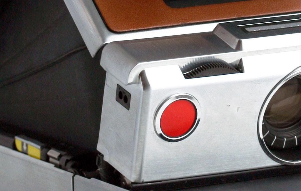 ポラロイド SX-70 ファーストモデル ( Polaroid SX-70 FIRSTMODEL