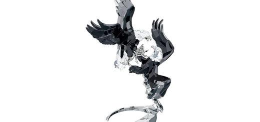 スワロフスキー フィギュリン イーグルのペア ( Swarovski Figurines Pair of Eagles )