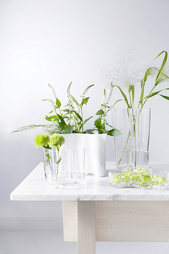 イッタラ アルヴァ・アアルトコレクション 花瓶 ( Iittala Alvar Aalto Collection Vase )