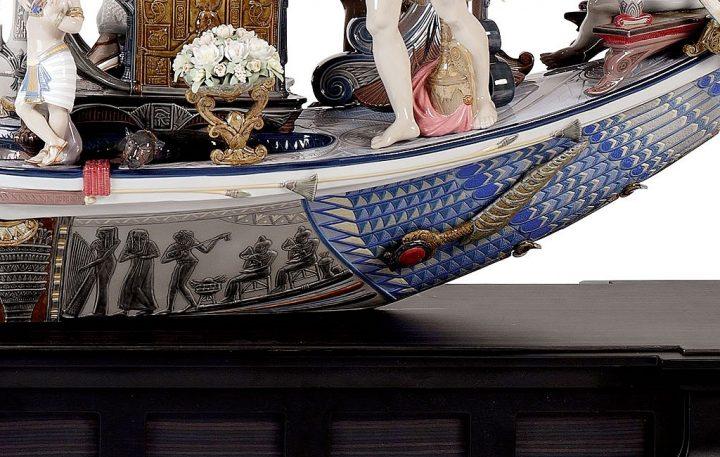 リヤドロ ナイルの女王 ( Lladro Queen Of The Nile )