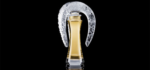 ラリック 香水瓶 シヤージュ 2012 限定版 ( Lalique Perfume De Lalique Limited Edition 2012 Sillage )