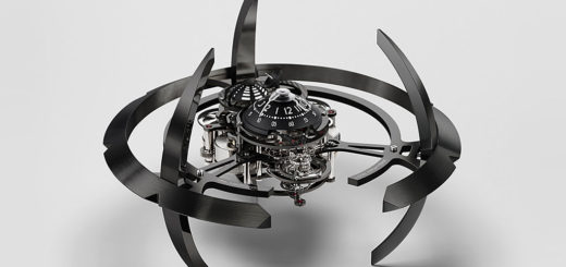 MB&F 置時計 Starfleet Machine by L'Epée 1839