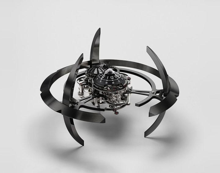 MB&F 置時計 Starfleet Machine by L'Epée 1839