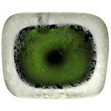 ヴェネチアガラス アルフレッド・バルビーニ 花瓶 アシッドエッチ コロッソ ( Venetian Glass Alfredo Barbini Acid-Etched Murano Corroso Vase )