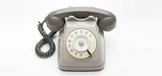 ヴィンテージ イタリアン テレフォン ( Vintage Italian Telephone )