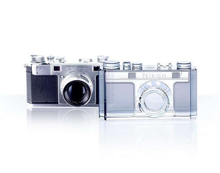 Nikon 100周年記念 クリスタルクリエーション ニコン I 型