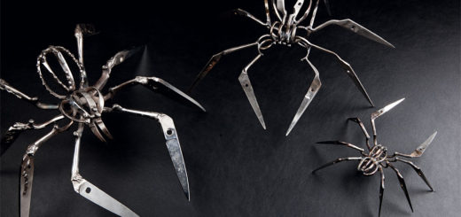 Christopher Locke 「Scissor Spiders」