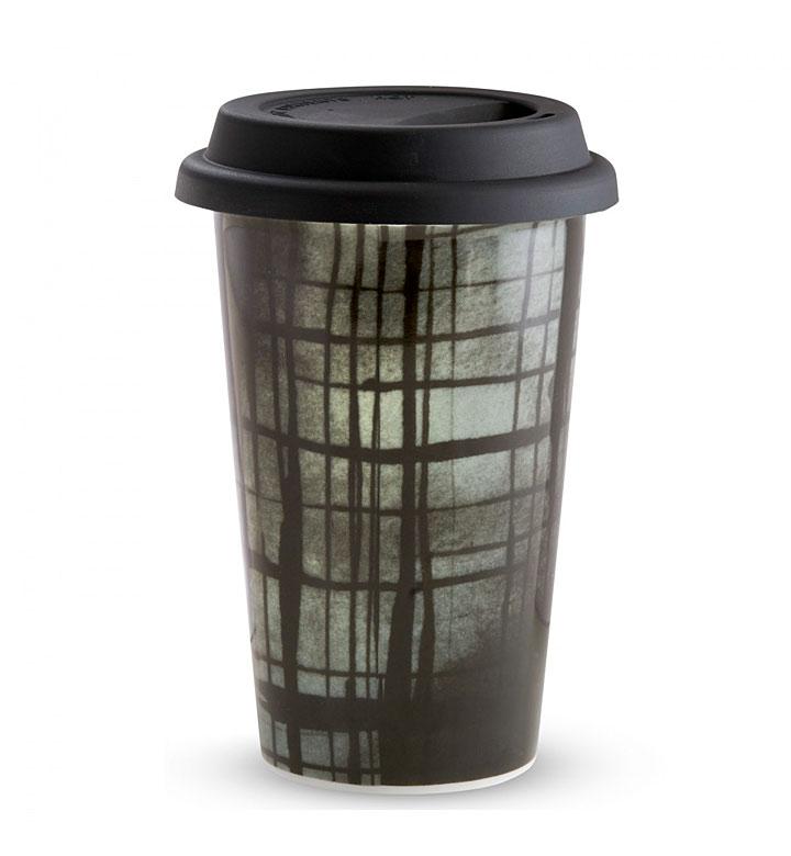 ウェッジウッド ヴェラ プリント マグ ( Wedgwood Vera Print Mug )