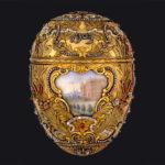 ファベルジェの卵 ピョートル大帝 1903