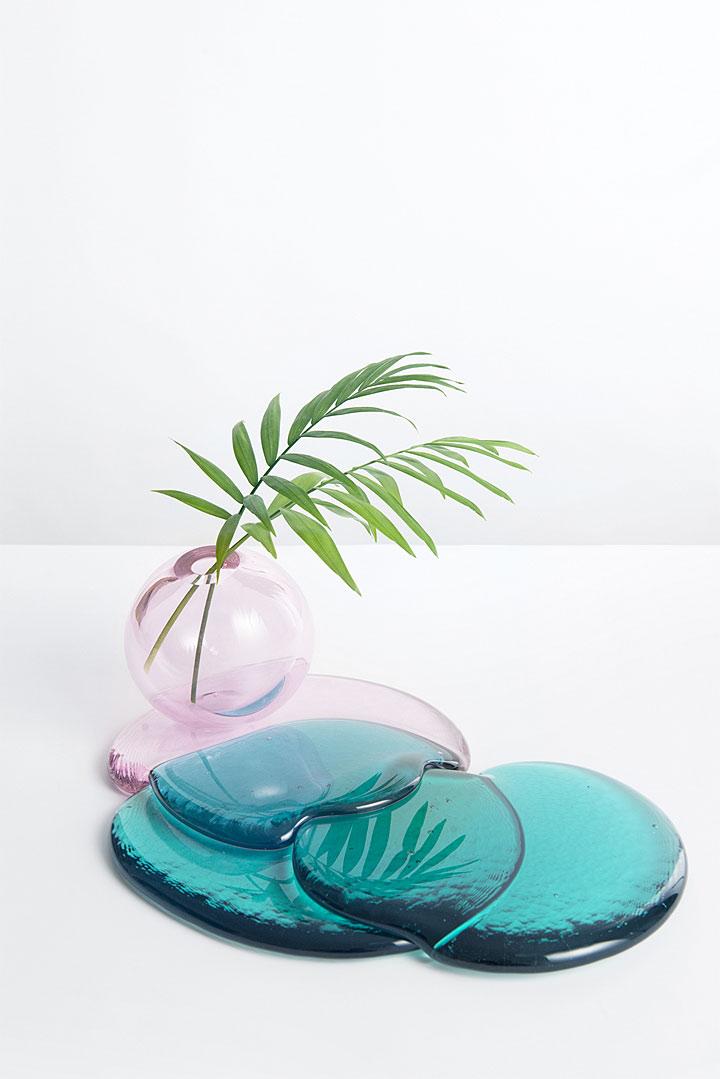 Elinor Portnoy 花瓶 「 Puddle 」