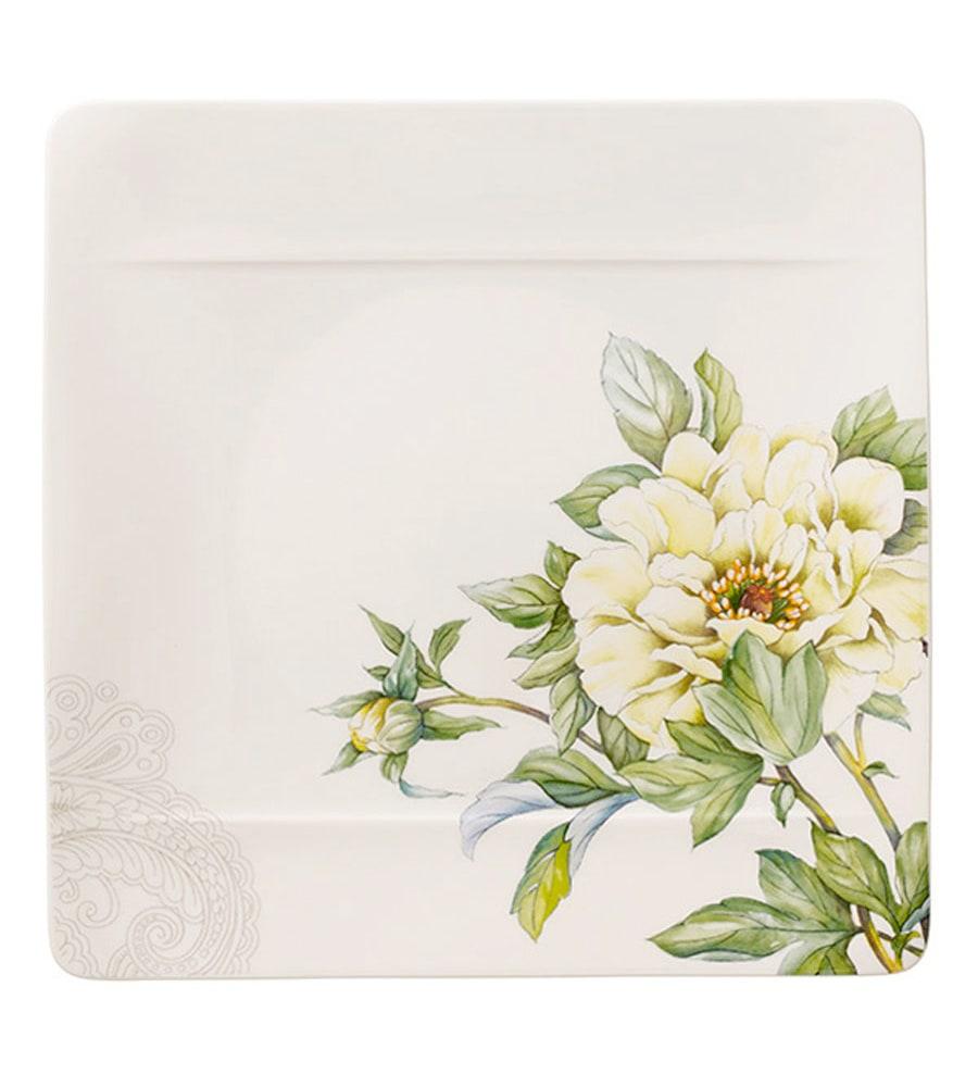 ビレロイ&ボッホ キンサイガーデン プレート ( Villeroy & Boch Quinsai Garden Square Dinner Plate )