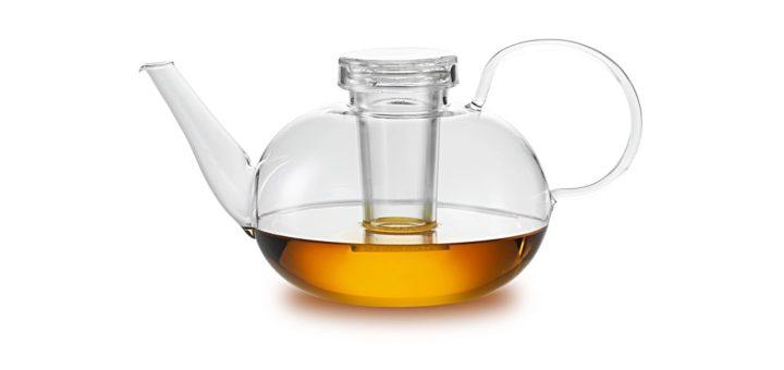イエナ・グラス ヴァーゲンフェルド ティーポット ( Jenaer Glas Wilhelm Wagenfeld Tea Pot )