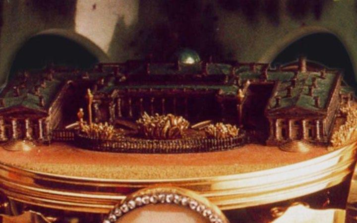 ファベルジェの卵 アレクサンドル宮殿 1908 ( Fabergé Imperial Eggs Alexander Palace )