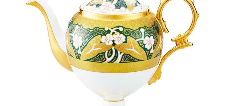 ノリタケ WABANA 和花コレクション ティーポット