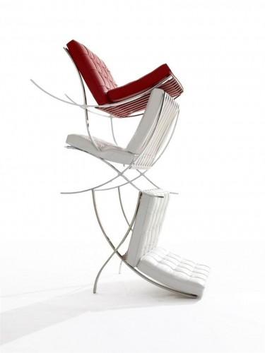 ミース バルセロナチェア Barcelona Chair [1929]
