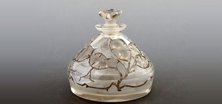 ルネ・ラリック 香水瓶 ルナリア