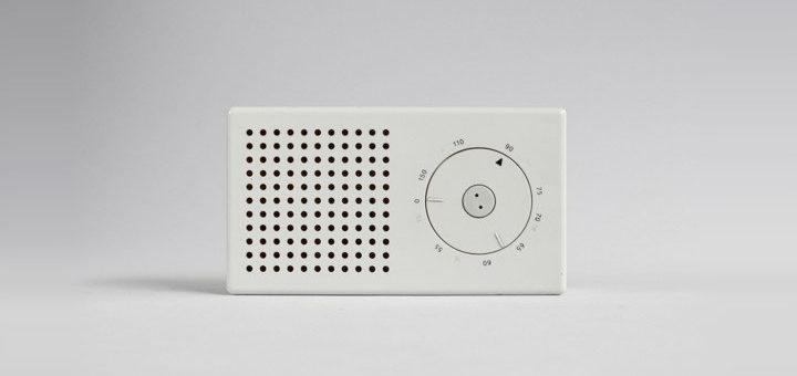 ブラウン ポケットラジオ T3