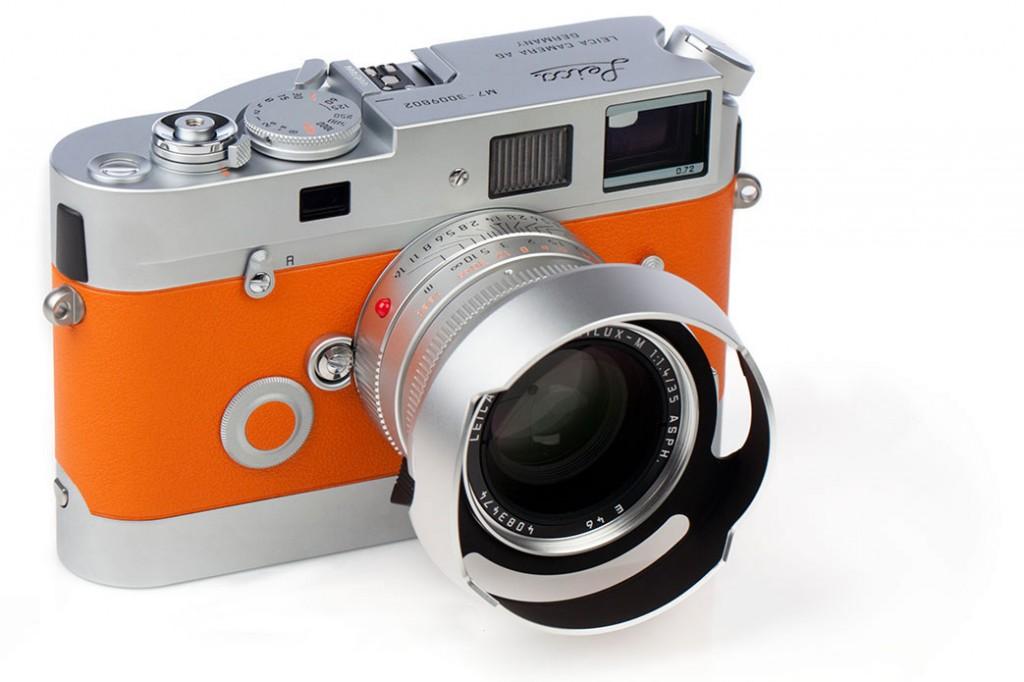 ライカ M7 エルメス・エディション ( Leica M7 Hermes Edition )