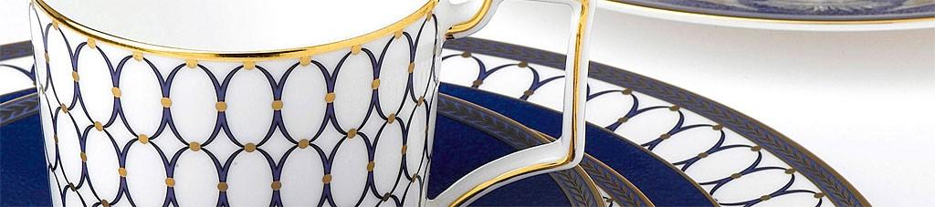 ウェッジウッド ルネッサンス ゴールド テーブルセッティング 5点セット ( Wedgwood Renaissance Gold 5-Piece Place Setting )
