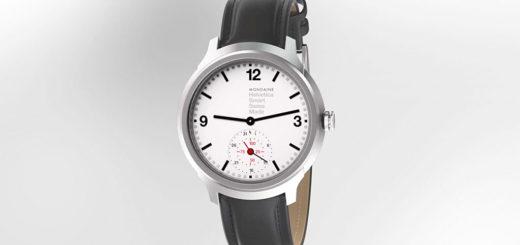 モンディーン ヘルヴェチカ 1 スマートウォッチ ( Mondaine Helvetica 1 Smart Watch )
