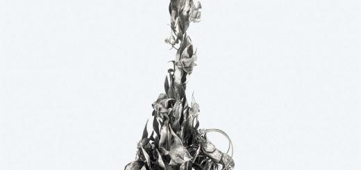 ブチェラッティ 銀製 キャンドルスティック 海藻とアネモネ ( Buccellati Silver Seaweed and Anemones Candlestick )
