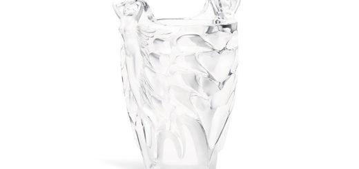 ラリック 花器 メタモルフォーズ ( Lalique Métamorphose Vase )