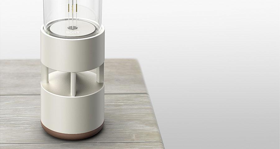 ソニー グラスサウンドスピーカー LSPX-S1 ( Sony Glass-Spund-Speaker LSPX-S1 )