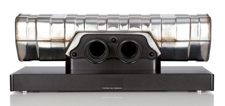 ポルシェデザイン Bluetoothスピーカー 911 Soundbar ( Porsche Design Bluetooth Speaker 911 Soundbar )