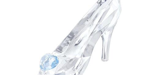 スワロフスキー フィギュリン シンデレラ ガラスの靴 ( Swarovski Figurines Cinderella's