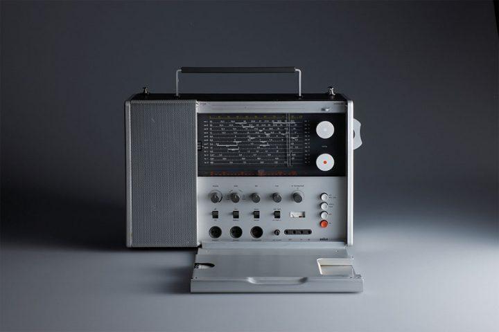 ブラウン ラジオ T 1000 ( Braun Radio T 1000 )