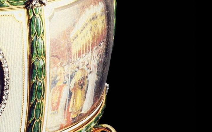 ファベルジェの卵 15周年記念 1911 ( Fabergé Imperial Eggs Fifteenth Anniversary 1911 )