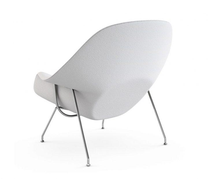 ノル - エーロ・サーリネン ウームチェア ( Knoll - Eero Saarinen - Womb Chair )