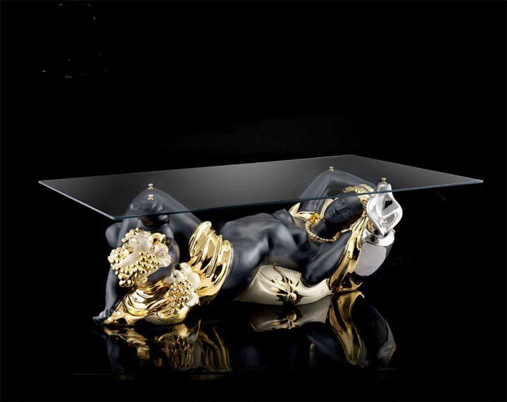 Ceramiche Trea コーヒーテーブル 480-2