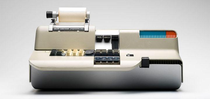 オリベッティ プログラマ101 コンピューター ( Olivetti Programma 101 Computer )