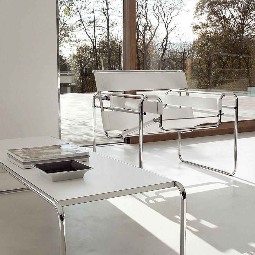 ノル − マルセル・ブロイヤー ワシリーチェア ( Knoll - Marcel Breuer Wassily Chair )