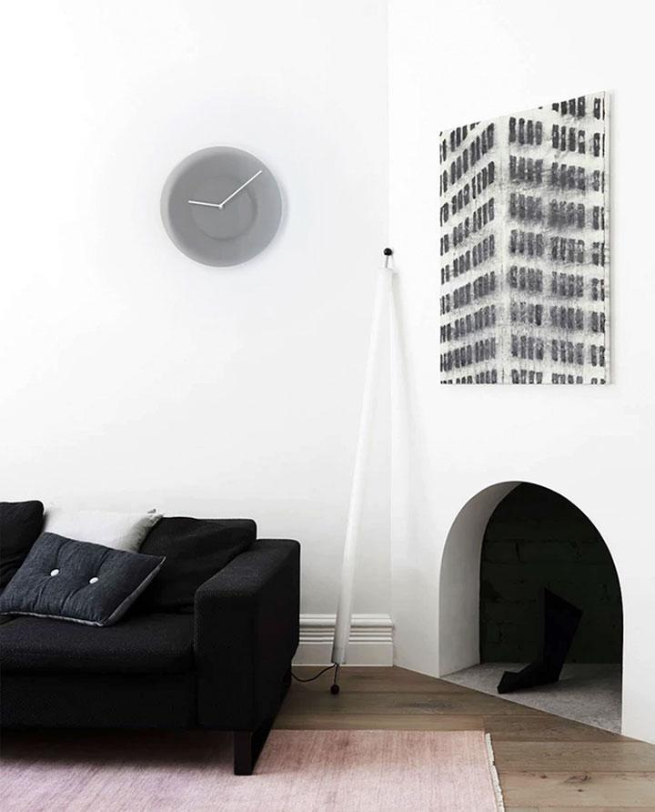 壁掛け時計 「DUSK」