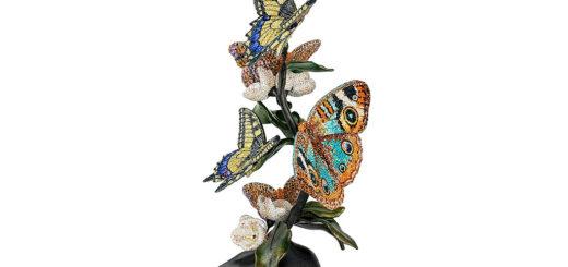 スワロフスキー フィギュリン PAPILI ( Swarovski Figurines Papili )