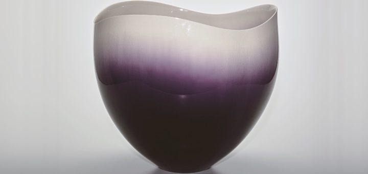 九谷焼 田島正仁 花瓶 彩釉器