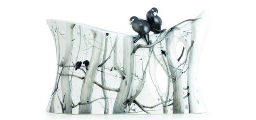 フランツコレクション 花瓶 ピースフルデイ ( Franz Collection A Peaceful Day Vase )